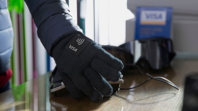 wearables winter games glove